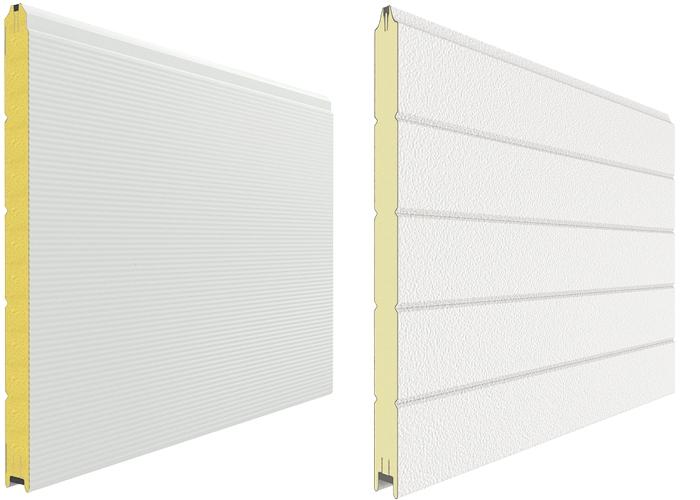 Дизайн панелей DoorHan 1